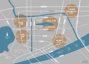 绿地华家池印交通图
