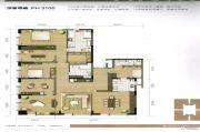 金陵凤栖园3室0厅0卫0平方米户型图