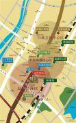 汉唐蜜园交通图