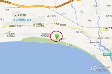 三亚凤凰岛_腾讯房产