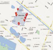 顺驰太阳城五期・城上城交通图