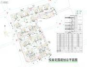 融创・清城首府规划图