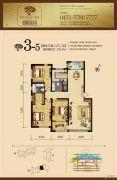 梧桐花园4室2厅2卫0平方米户型图