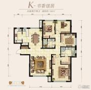 华润・橡树湾4室2厅2卫0平方米户型图