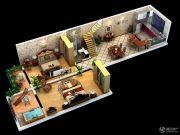 太白山水3室2厅2卫0平方米户型图