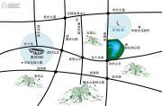 彩虹湖交通图