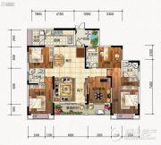 元琦林居5室2厅3卫0平方米户型图