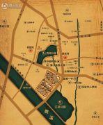 漳浦福晟钱隆首府交通图