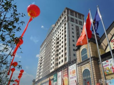 无锡宝龙城市广场价格走势图片