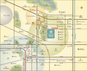 招商・公园1872交通图