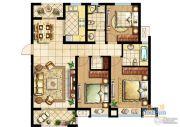 中锐星尚城3室2厅2卫0平方米户型图