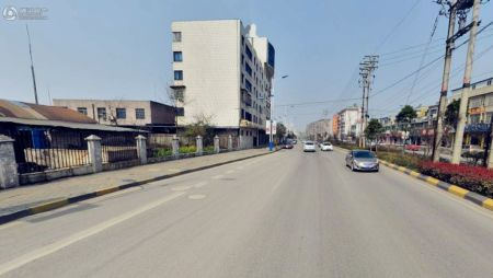 白云南路地下商业步行街