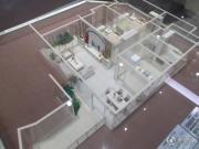 中惠国际金融中心3室2厅2卫116平方米户型图