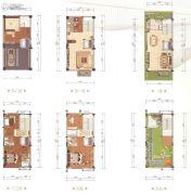 天睿5室3厅4卫185平方米户型图