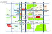 万科中央公园交通图