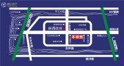 富盈华阳湖・月交通图