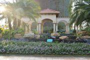 天健阳光花园实景图