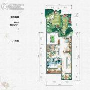 大汉汉园95平方米户型图