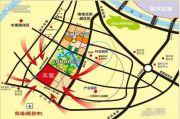 财富公园交通图