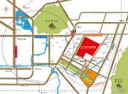 中南世纪雅苑交通图