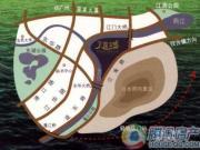 江门二沙岛交通图