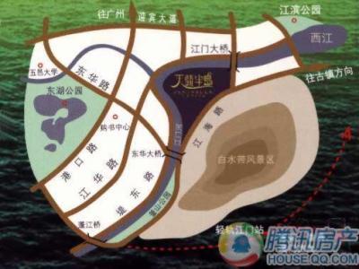 江门二沙岛