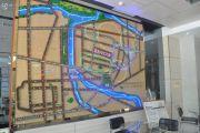 西部国际酒饮交易中心交通图