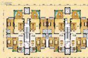 世纪城3室2厅3卫145平方米户型图