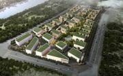 北京商务公园外景图