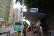 华联城市全景花园交通图