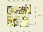 丽景华庭0室0厅0卫200平方米户型图