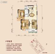 保源达・天御湾2室2厅1卫0平方米户型图