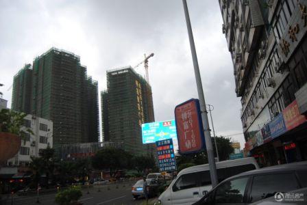 明福智富广场