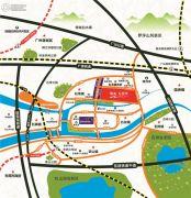 聚龙・天誉湾交通图