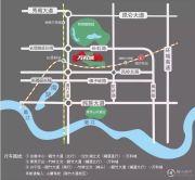 南宁万科城交通图