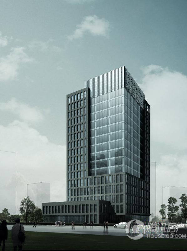 尚海财富大厦效果图
