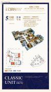 大雅云居山3室2厅2卫117平方米户型图