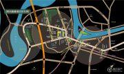 浏卉新城交通图