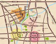 美林春天交通图