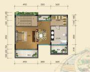 台山颐和温泉城5室3厅5卫275平方米户型图