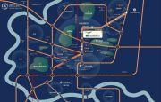 融创金开融府交通图