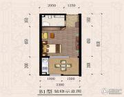 戴斯大卫营0室0厅0卫0平方米户型图