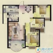 东方名城0室0厅0卫100平方米户型图