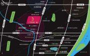 宝信金色广场交通图
