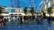 广州绿地中央广场效果图