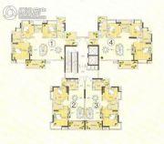 凤城明珠3室2厅2卫0平方米户型图