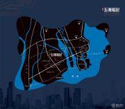 恒基五洲家园交通图