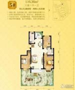 凌云・金域华城0室0厅0卫0平方米户型图