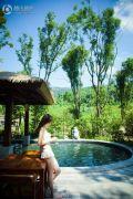 泸县玉蟾国际温泉度假区实景图