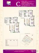 翔峰国际花园0室0厅0卫0平方米户型图